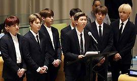 BTS, 세계를 흔들다