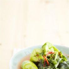 「오늘의 레시피」오이 열무 물김치