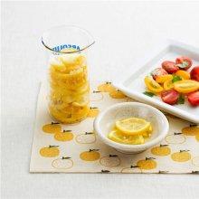 「오늘의 레시피」레몬소금