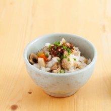 미각을 살려주는 든든한 영양식, '버섯 영양밥'