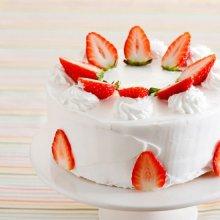 「오늘의 레시피」딸기 생크림케이크