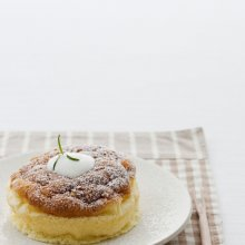 「오늘의 레시피」요구르트 수플레 케이크