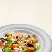 「오늘의 레시피」연어 샐러드
