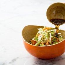 그린데이에는 녹색 음식 먹는 날 '토끼밥상'