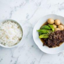 아롱아롱 아롱거리는 쇠고기 '아롱사태'