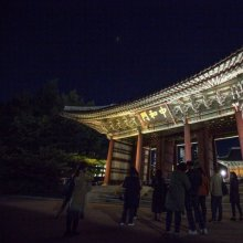 [포토] 환하게 빛나는 중화문