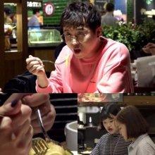 '전참시' 병아리 매니저 자매의 피자 먹방…박성광 '당황'