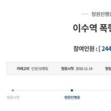 """배우 오초희 '이수역 폭행' 언급…""""머리 짧다고 때렸다던데"""""""