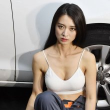 레이싱모델 김우주, '시선강탈'
