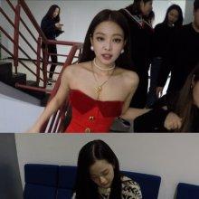 [포토] '가로채널' 제니, 솔로 데뷔 무대 비하인드 영상 공개