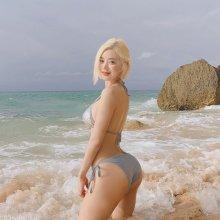 [포토] DJ소다 '숨막히는 뒤태'