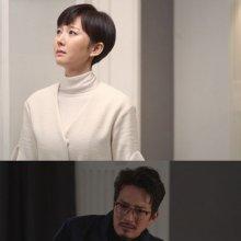 '스카이(SKY)캐슬' 친딸 김보라의 존재를 뒤늦게 안 '정준호의 후회'