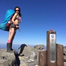 대만 유명 비키니 등반가, 조난됐다 시신으로 발견…저체온증 추정