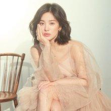 [포토] 송혜교 '봄의 여신'