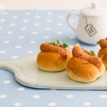 「오늘의 레시피」 모닝빵 샌드위치