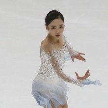 임은수, 美 선수 스케이트 날에 찍혀 종아리 부상…...