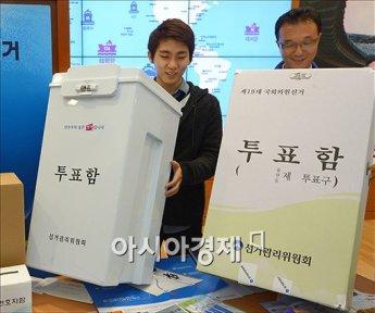 6·13 지방선거 투표율, 70대가 가장 높았다.
