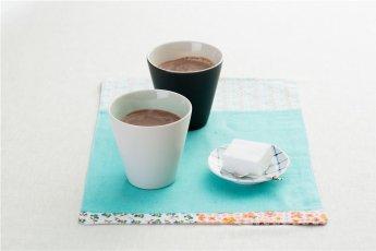 「오늘의 레시피」마쉬멜로와 코코아