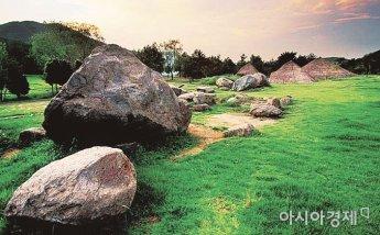 [통계로 읽는 역사]전 세계 고인돌의 40%가 밀집한 한반도...선사시대 인구강국?