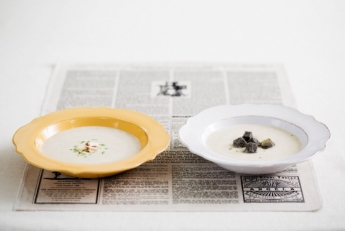「오늘의 레시피」양송이 수프