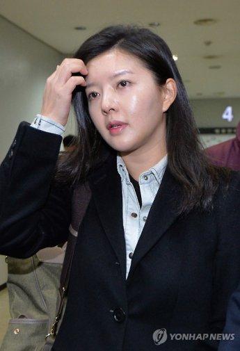 '블로거 명예훼손' 도도맘 김미나, 1심서 벌금 200만원