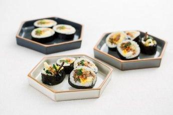 「오늘의 레시피」나물 김밥