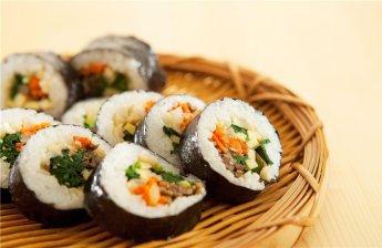 「오늘의 레시피」나물김밥