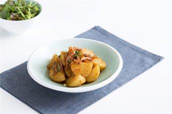 「오늘의 레시피」마른 새우 감자조림