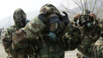 """北 """"우린 생화학 무기 없다 …오히려 주한미군이 생화학전 준비"""""""