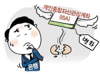 반짝 유행…잊힌 'ISA'