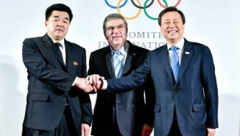 이기흥 강경 발언後…정부-체육회 어색한 IOC 동행