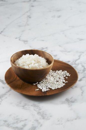 다이어트의 영원한 동반자, 곤약이 쌀로 변신 '곤약쌀'