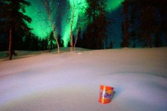삼양라면 먹고 캐나다 오로라 보러 가자