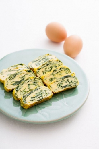「오늘의 레시피」 미역 달걀말이