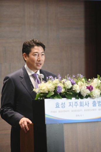 조현준 효성 회장, '스마트 팩토리'로 스판덱스 글로벌 1위 지킨다