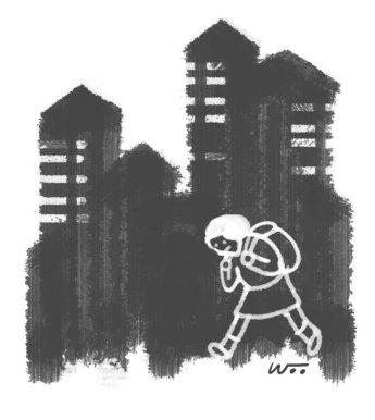 """[미친 집 값이 낳은 풍경①]집안싸움·동네싸움 비일비재…""""집단 우울증 나타날 수도"""""""