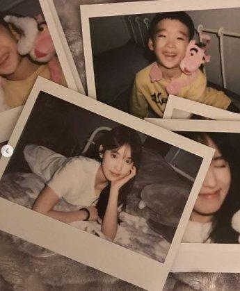"""박환희, 아들과의 일상 사진 공개…""""아이랑 행복하세요"""""""