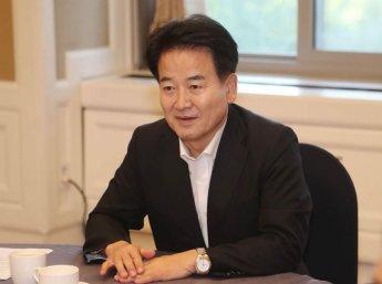 """정동영 """"집값 狂風, 분양원가 공개해야…野, 통 크게 방북 동참"""""""