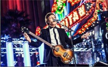 매카트니, 36년만에 빌보드 1위...비틀스의 전설이 돌아왔다