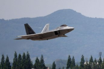 """美 공군, 2030년까지 전력 25% 증강 요구…""""현재 전력으로 부족"""""""