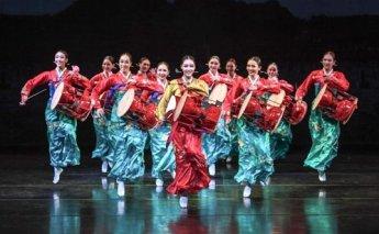 '한국의 선과 멋'…여덟 전통무용 한 무대에