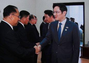 """[평양회담]北 리용남, 이재용에 """"여러 가지 측면에서 유명한 인물"""""""