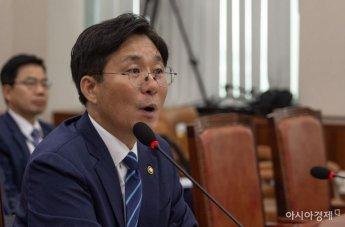 성윤모 산업부 장관 취임 첫 행보는 '민생현장'