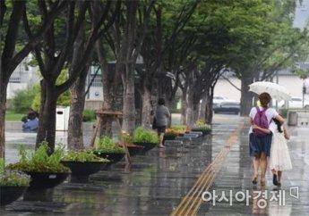[오늘 날씨]전국 흐리고 비…낮 최고 기온 서울 24도