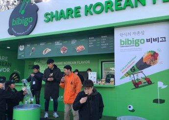 한식 아이콘 '비비콘', 더CJ컵 대회 첫날부터 '관심 집중'