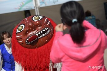 [포토]남산골한옥마을에서 열린 서울무형문화축제