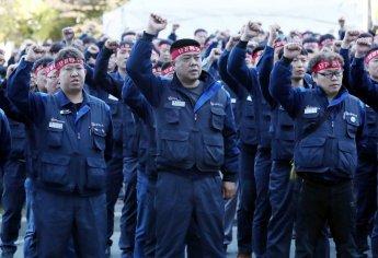 한국GM, 주총서 '법인분리' 가결…노조·산은, 법적 대응 나설까(종합)