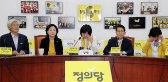 정의당 창당 6주년…더 그리운 이름 '노회찬'