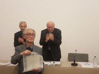 김우창 교수, 이탈리아 최고 권위 학회 입성