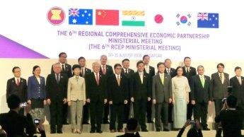 韓포함된 RCEP 또 연내타결 무산…내년 '완전합의' 목표